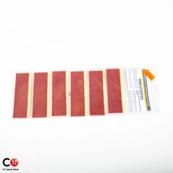 Tablettes à fumée courte