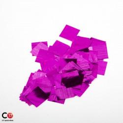 Confettis brillant 17x17mm Rose