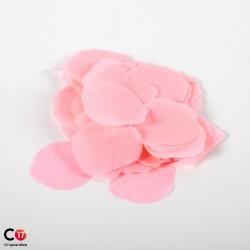 Confettis Pétale de rose 4,5cm Couleur au choix