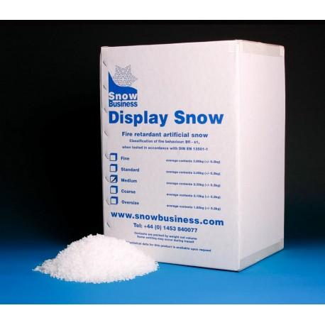 Display Snow medium