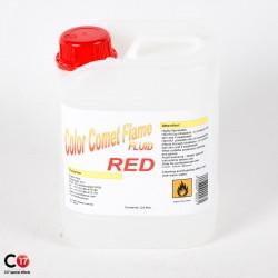 Liquide Comet Flam 2,5L Rouge