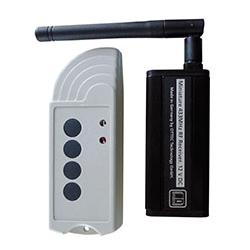Télécommande XLR (vendu sans câble) pour Unique et Viper