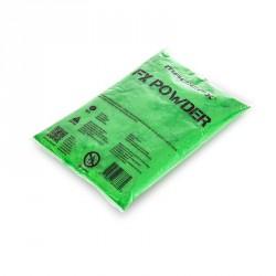 poudre de couleur verte 1KG