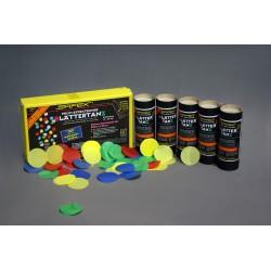 Bombe à effet confettis ronds