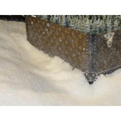 Neige poudreuse irisée Sac de 1Kg